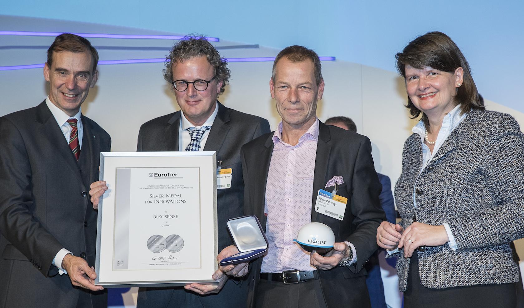 Innovation Award EuroTier 2016