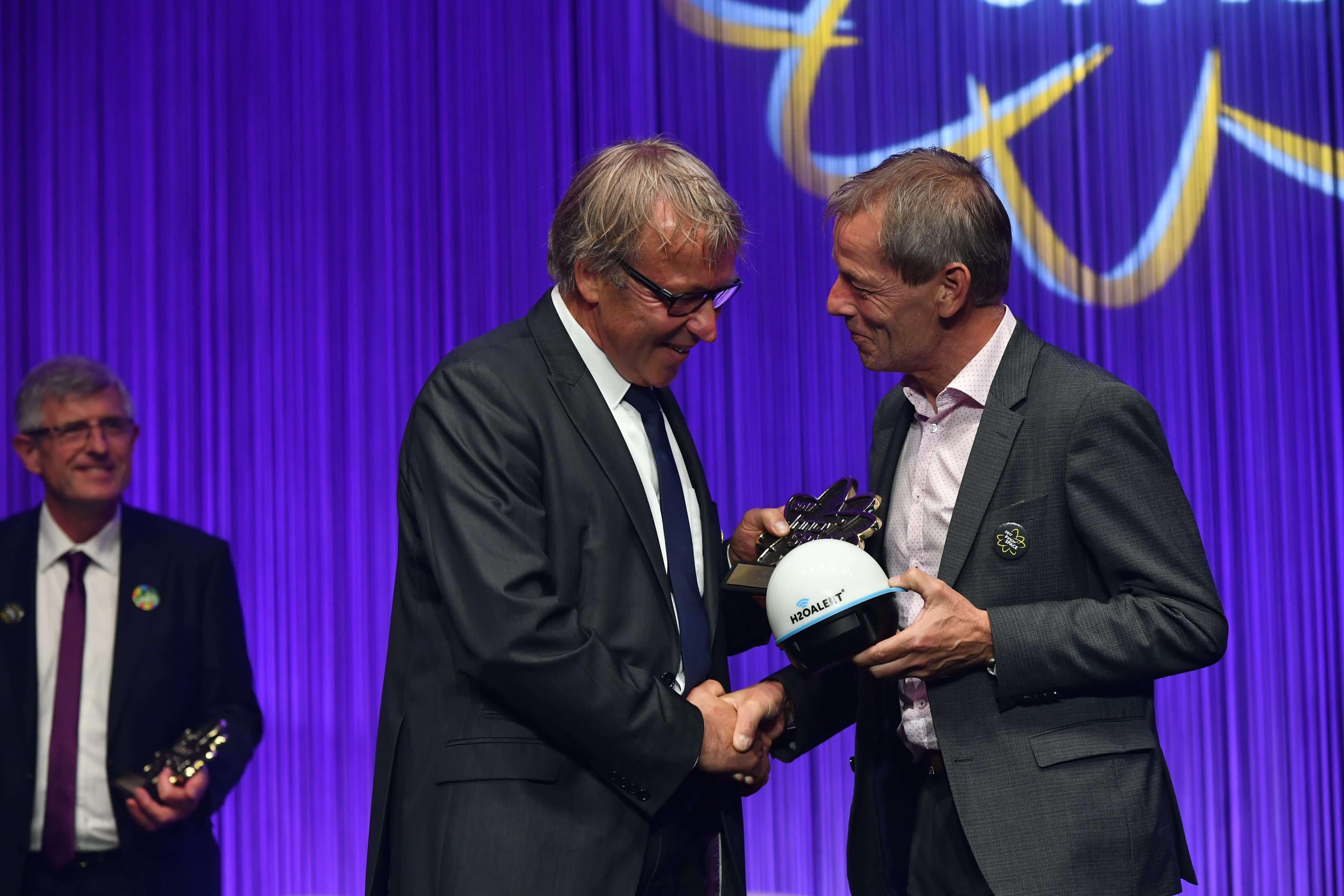 Innovation Award SPACE France 2017